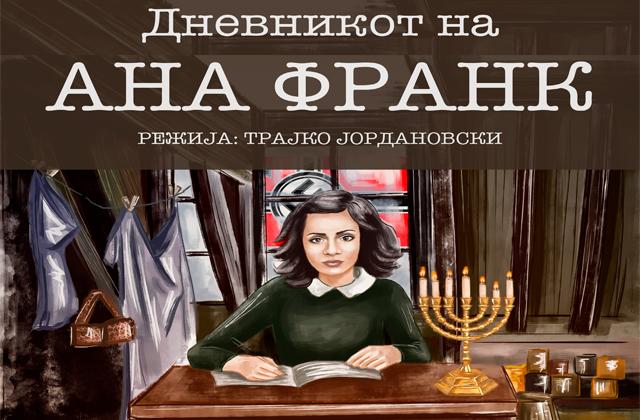 Дневникот на Ана Франк