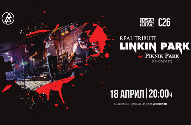 Linkin Park Real Tribute – Piknik Park (Budapest)