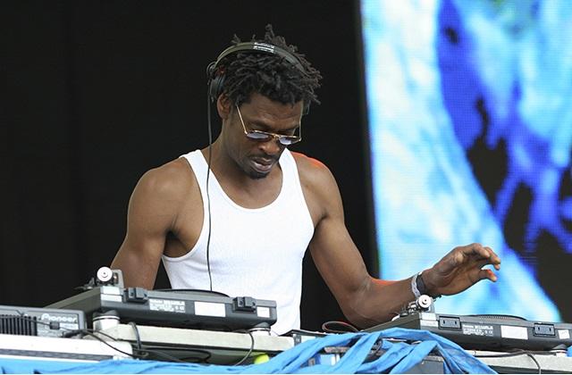 Daddy G (Massive Attack) – dj set (UK)