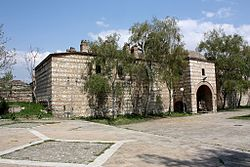 Музеј на Македонија – ( Плато пред Куршумли Ан )