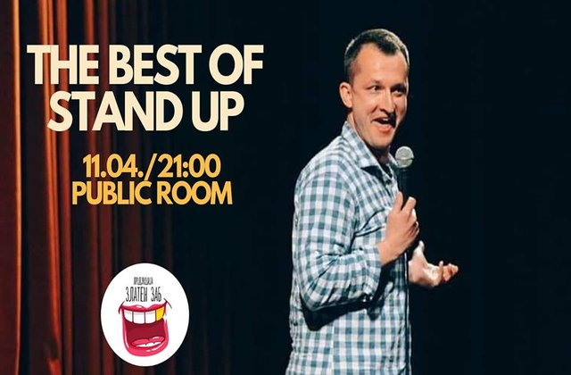 THE BEST OF STAND UP со Никола Тодороски