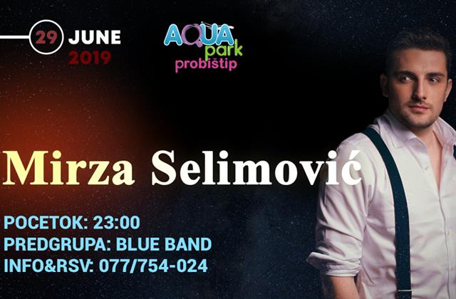 Mirza Selimovic @ Aqua Park Probisthip