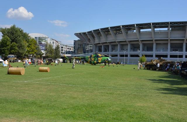 Стадион на АРМ