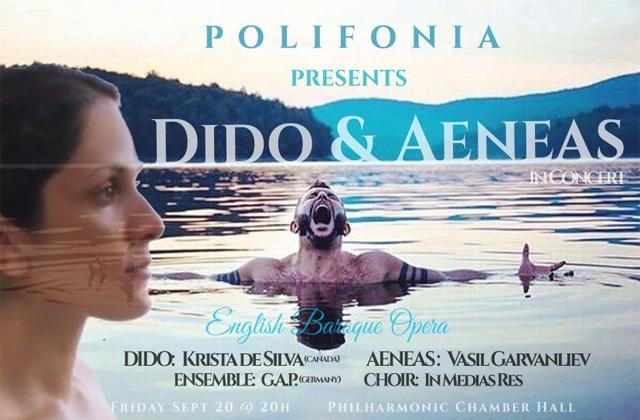 Baroque Chamber Opera Dido & Aeneas