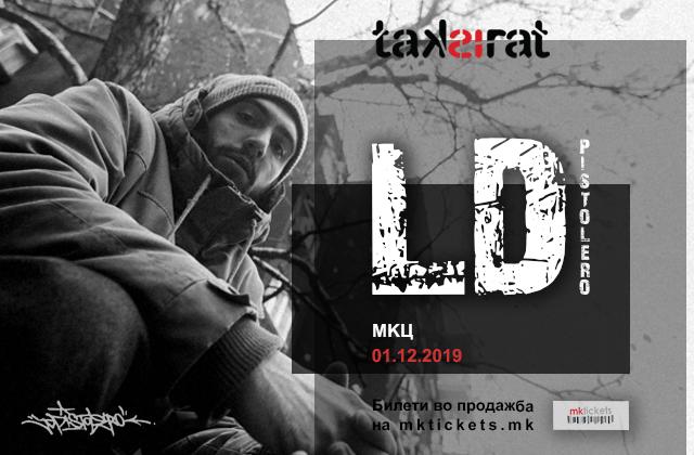 LD Pistolero – соло концерт – ТАКСИРАТ 21