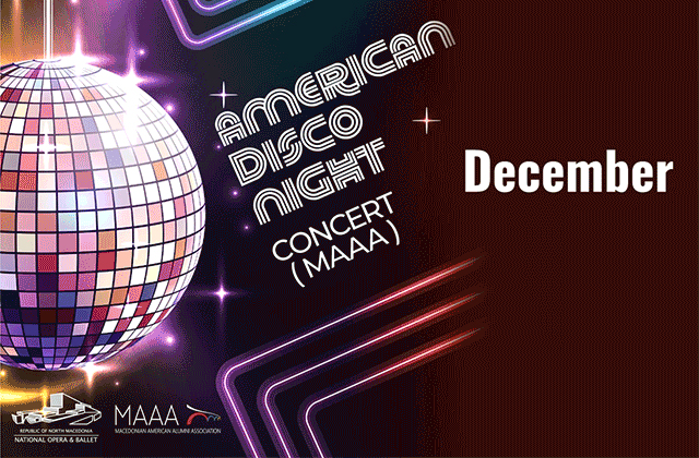 American Disco Night – Humanitarian Concert