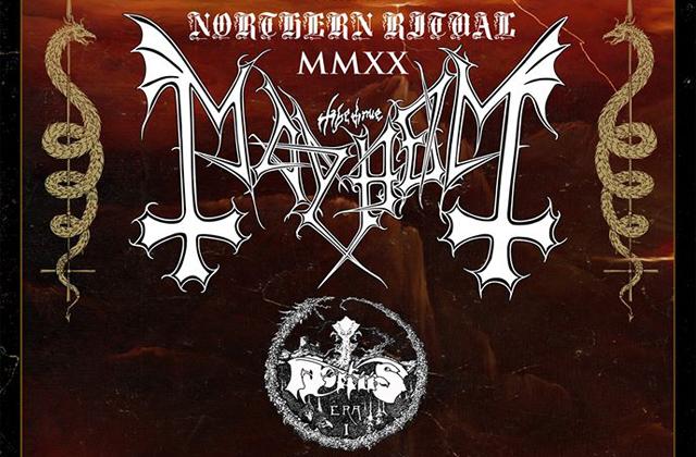Mayhem/Mortiis-Скопје, 04.10.2020 МКЦ