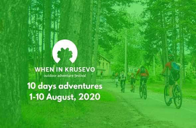 When in Krushevo 10 days Adventure
