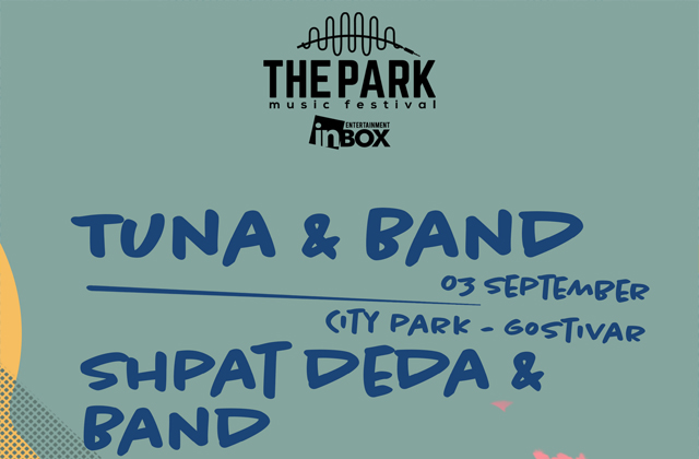 The Park Festival 03.09.2020