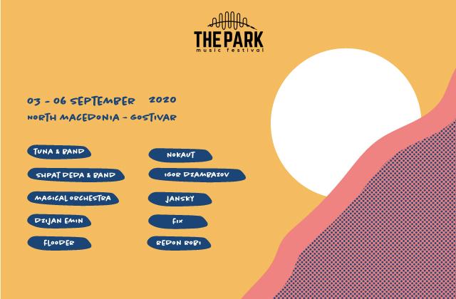 THE PARK FESTIVAL  2020