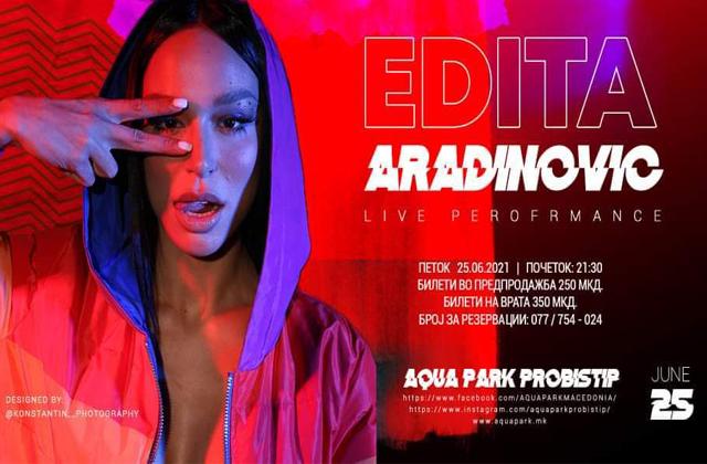 EDITA@AQUA PARK PROBISTIP