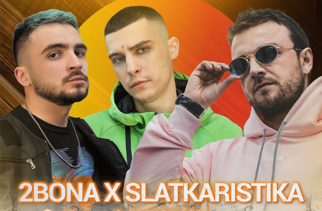 2 Bona x Slatkaristika @ Ракометно Игралиште Битола